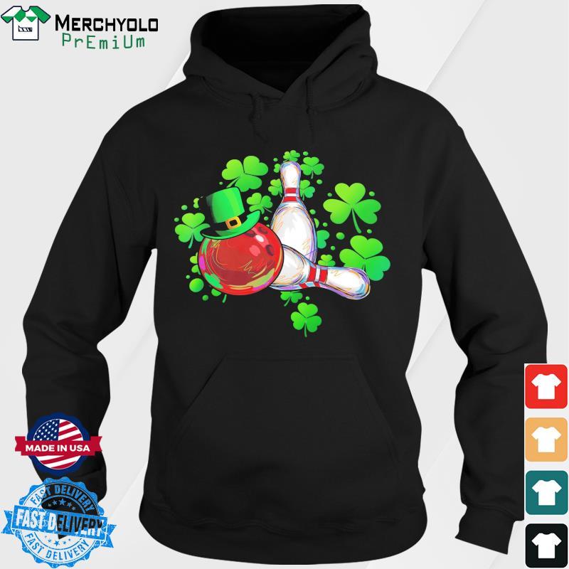 Bowling St Patrick's Day 2021 Shirt Hoodie
