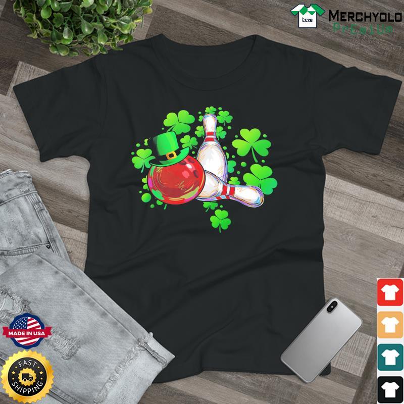 Bowling St Patrick's Day 2021 Shirt