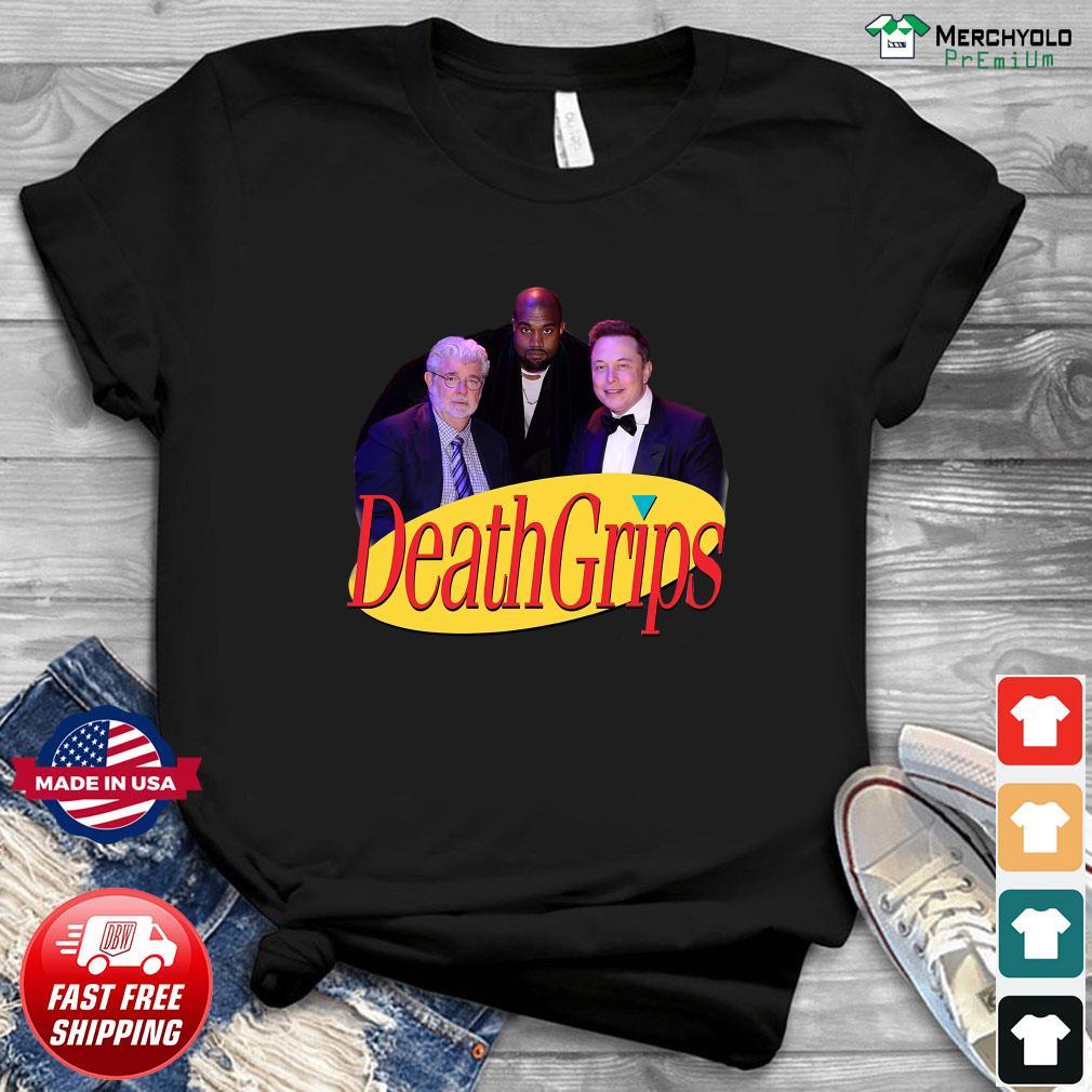 Death Grips Shirt