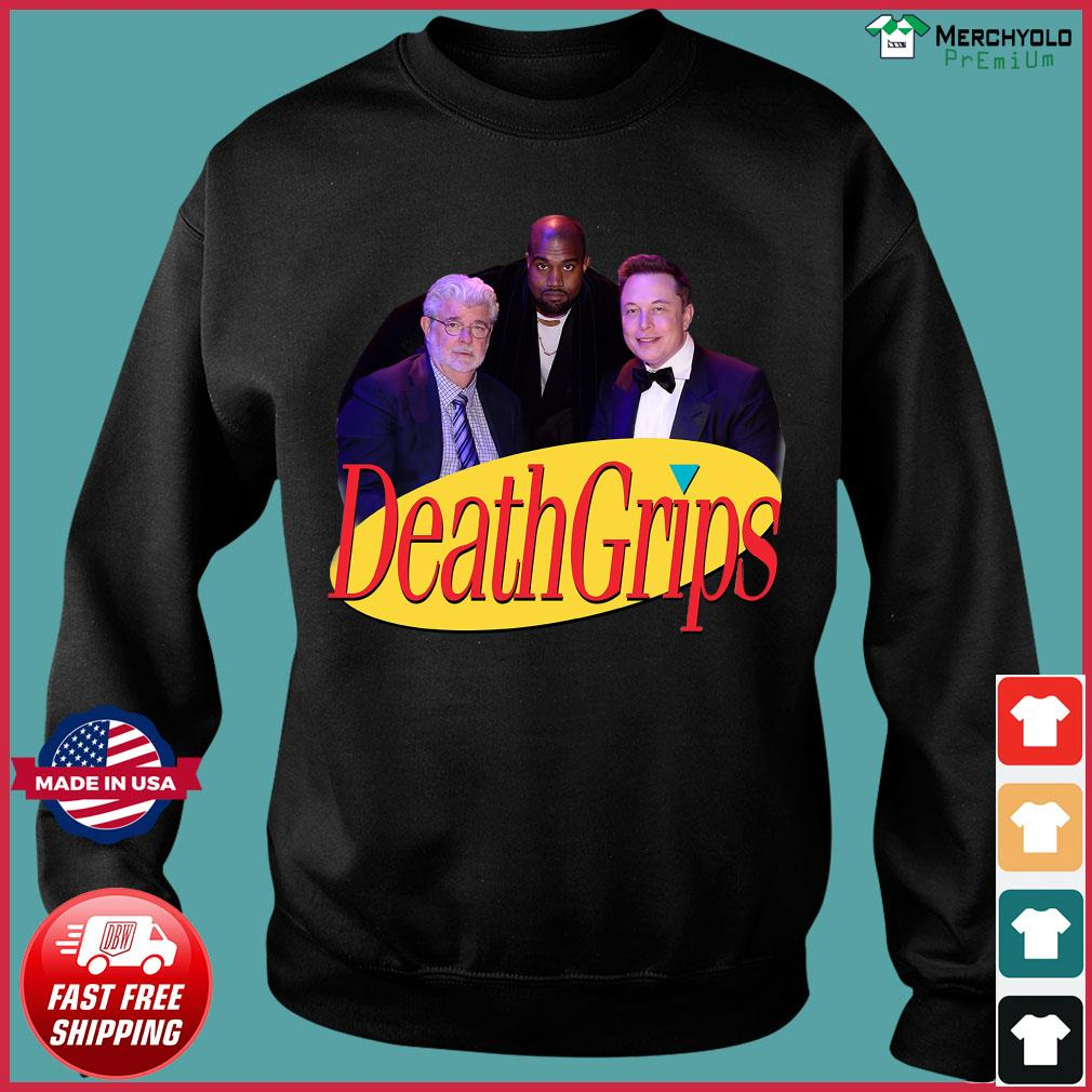Death Grips Shirt Sweater