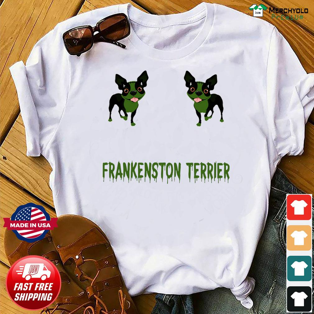 Frankenstein Terrier Shirt