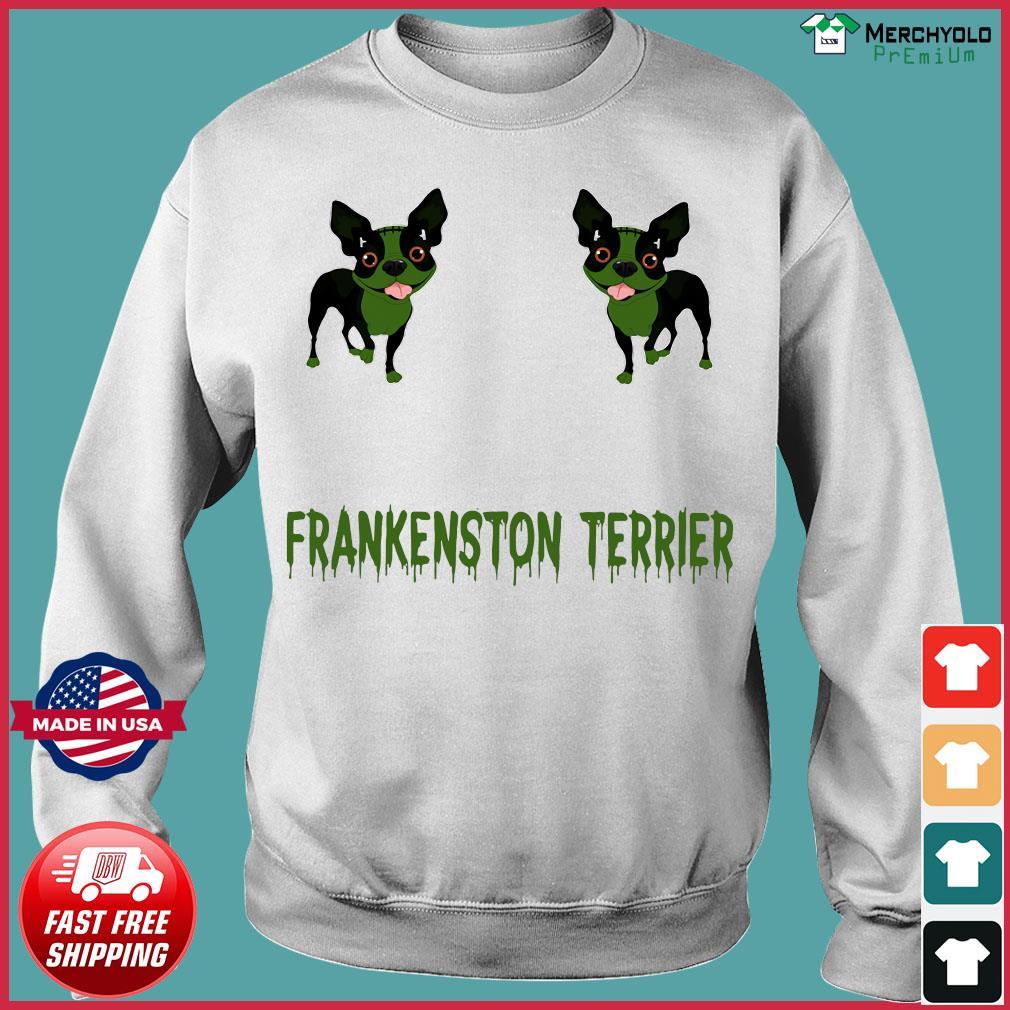 Frankenstein Terrier Shirt Sweater