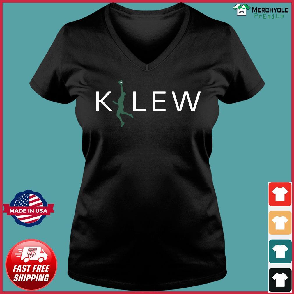 Kyle Lewis Air Lewis Seattle Shirt Ladies V-neck Tee
