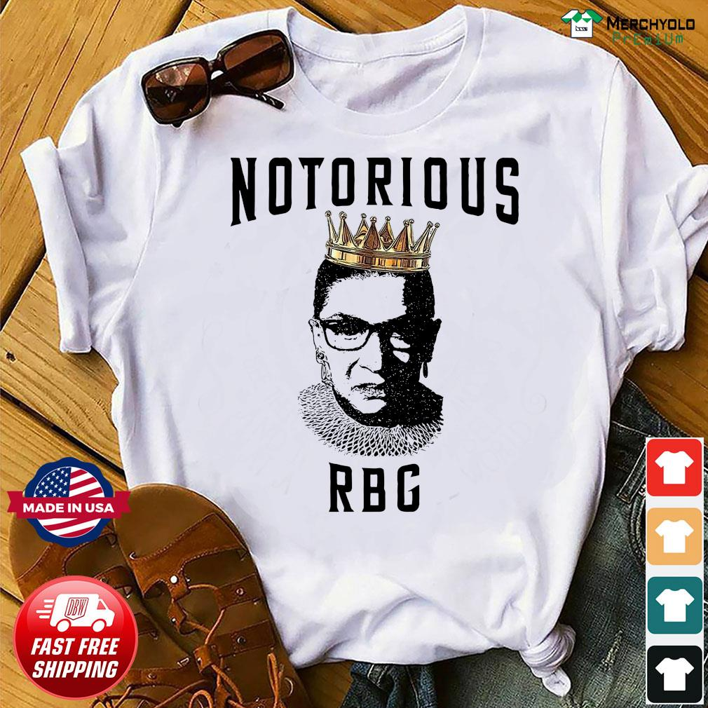 Notorious Ruth Bader Ginsburg RBG Shirt