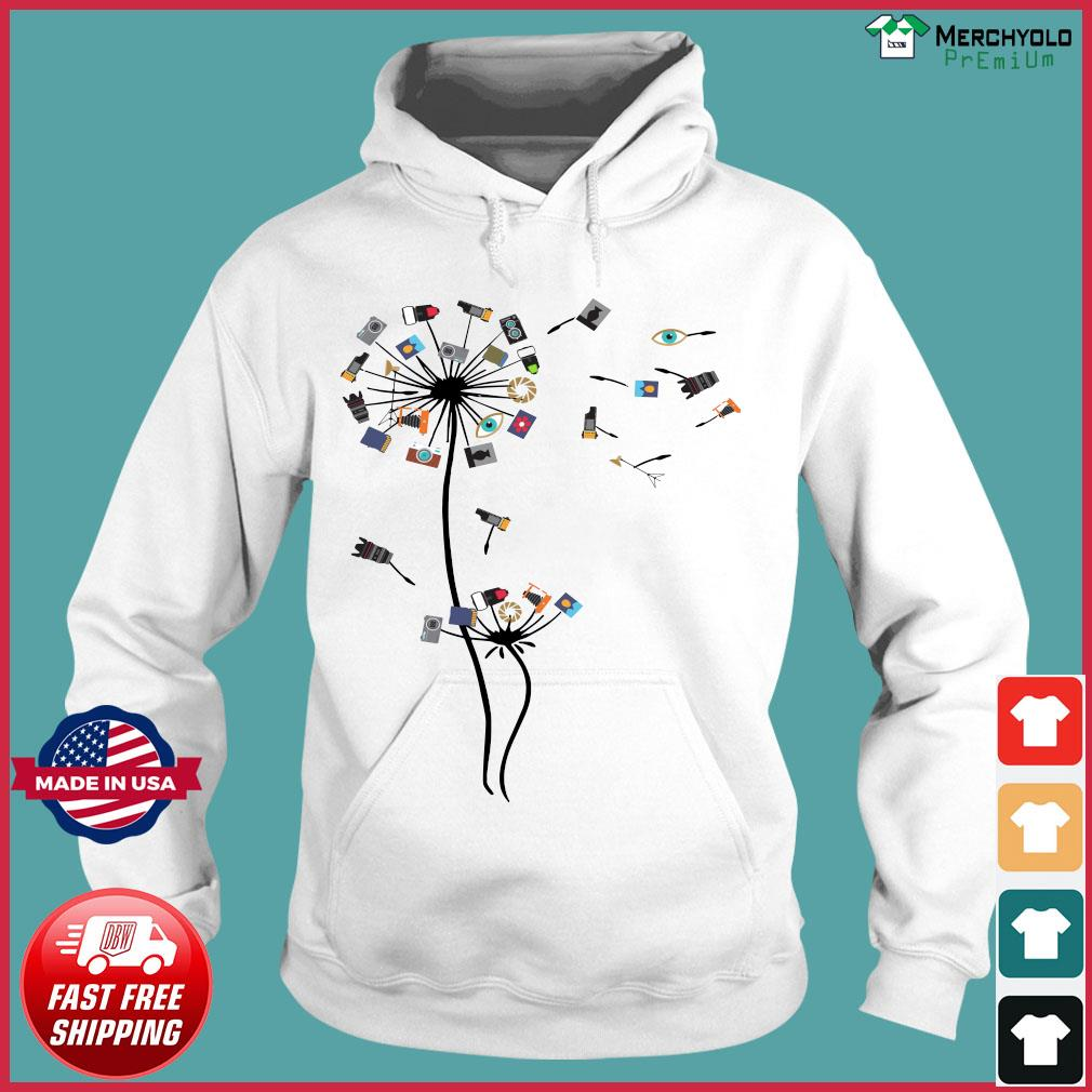 Photograper Dandelion Flowers Shirt Hoodie