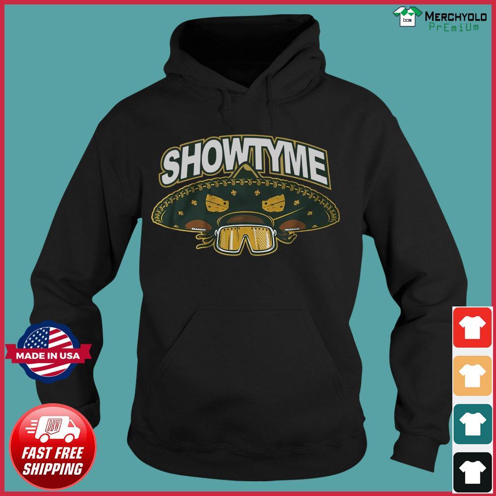 Showtyme Sombrero Shirt Hoodie