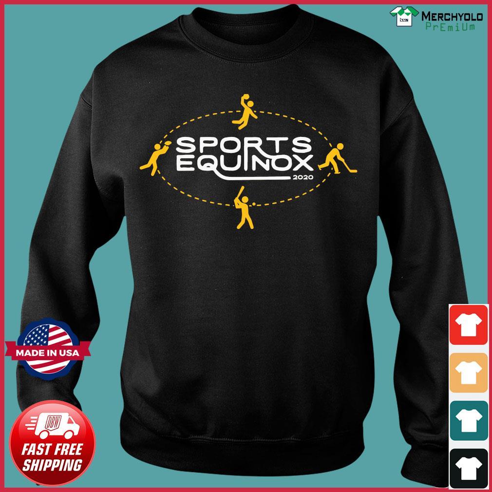 Sports Equinox 2020 Funny Shirt Sweater