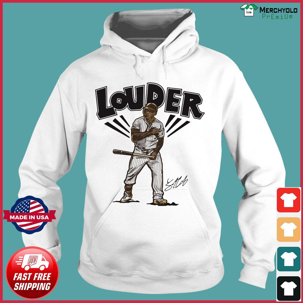 Trent Grisham Louder San Diego Shirt Hoodie