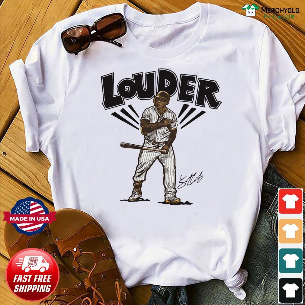 Trent Grisham Louder San Diego Shirt