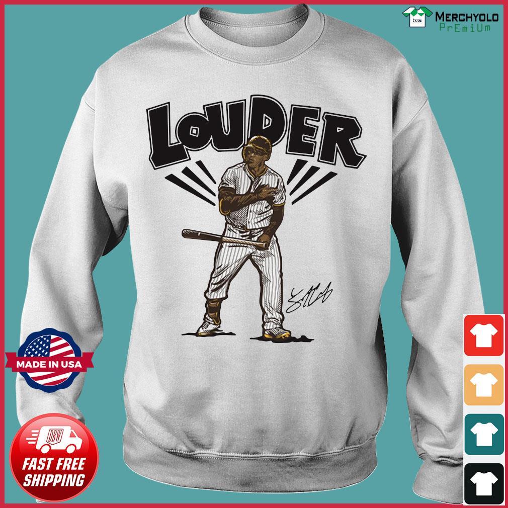 Trent Grisham Louder San Diego Shirt Sweater