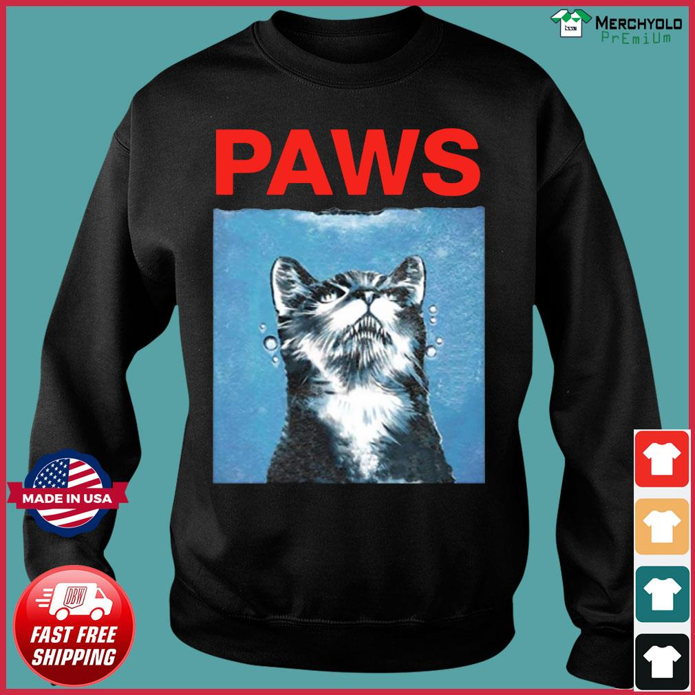 2020 Tony Gonsolin Cat Paws Shirt Sweater