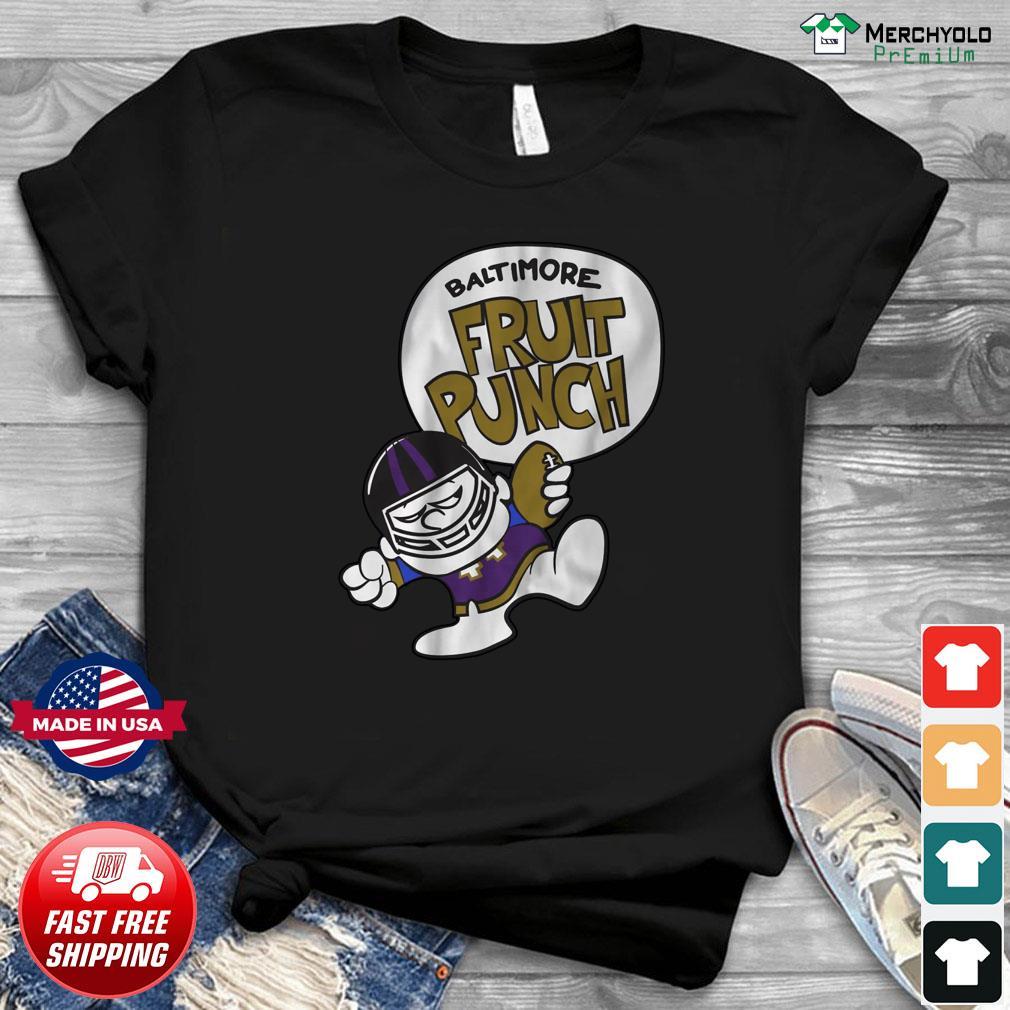 Fruit Punch T-Shirt – Baltimore Football