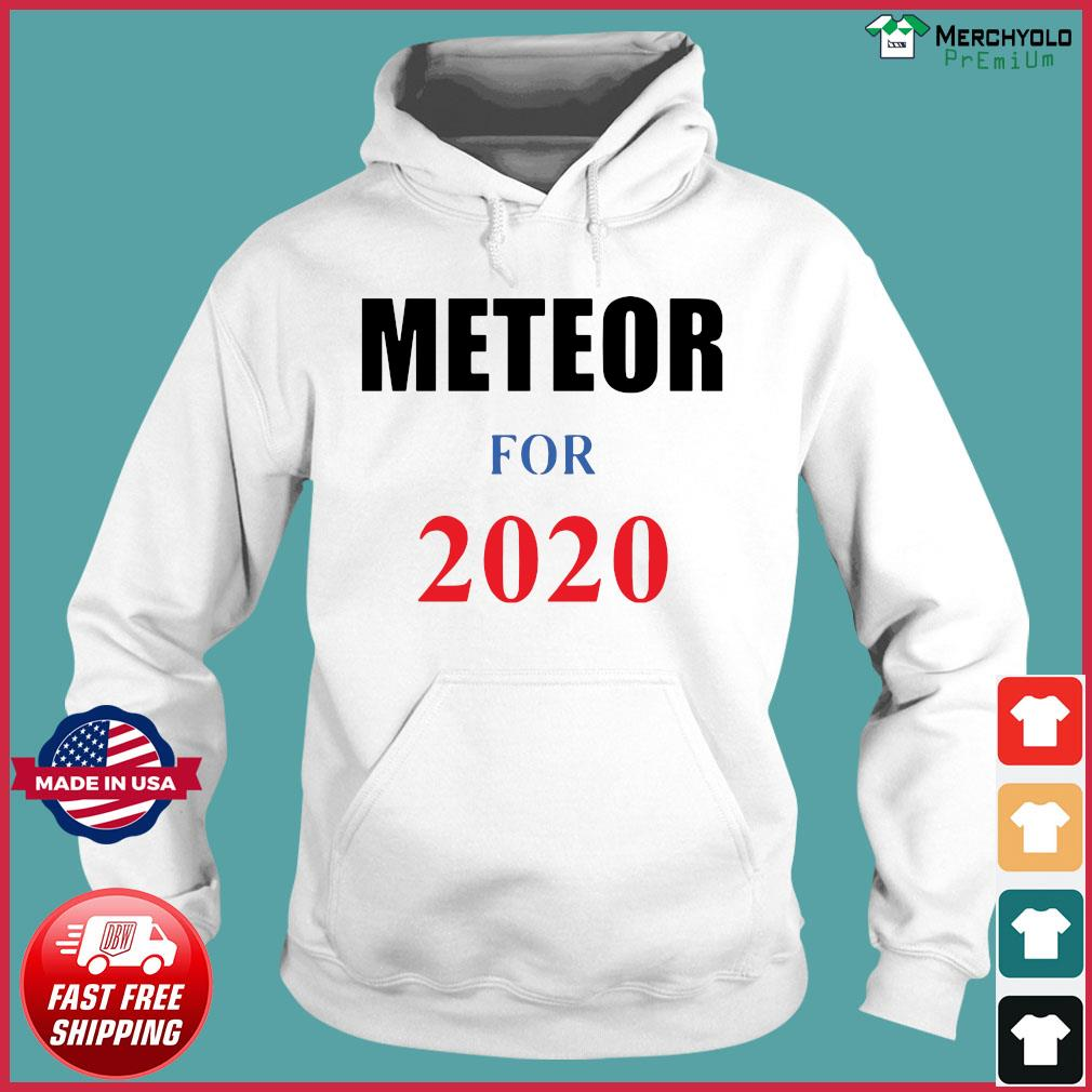 Meteor for 2020 Official T-Shirt Hoodie