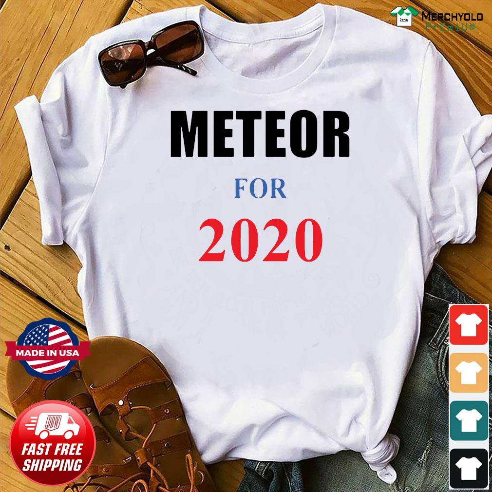 Meteor for 2020 Official T-Shirt