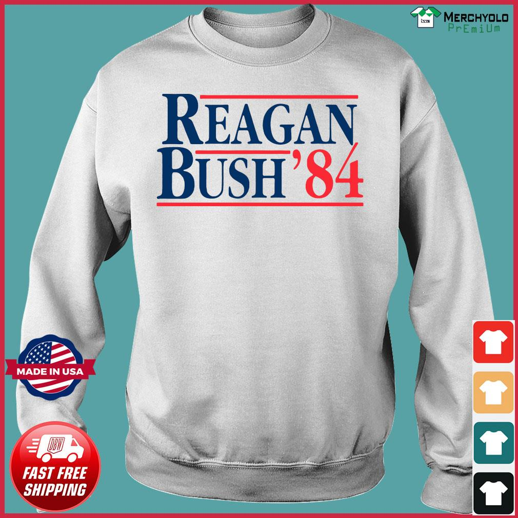 Reagan Bush 84 Shirt Sweater