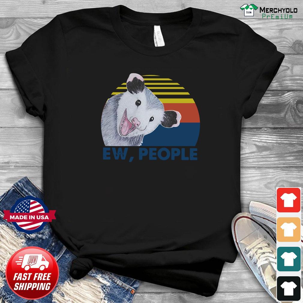 Vintage Ew People Possum Classic T-Shirt