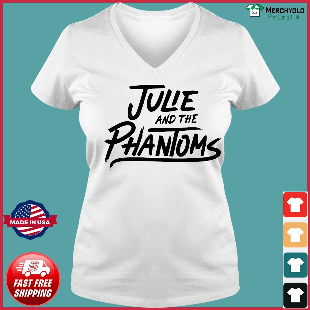 Julie And The Phantoms Shirt Ladies V-neck Tee