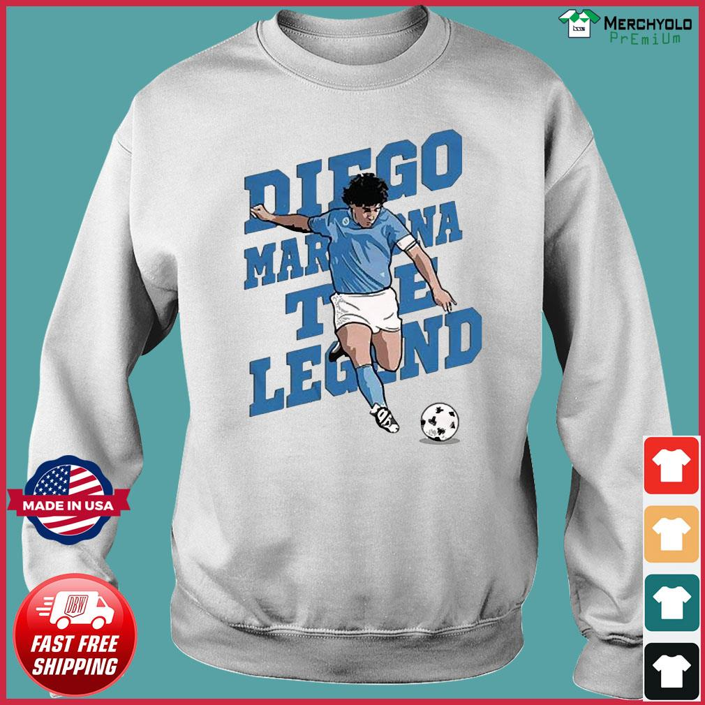 RIP Diego Maradona We Why Miss Your Diego Maradona Shirt Sweater