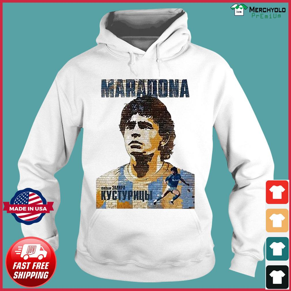 RIP Maradona Diego We will miss you Diego Maradona Footballer football Shirt Hoodie