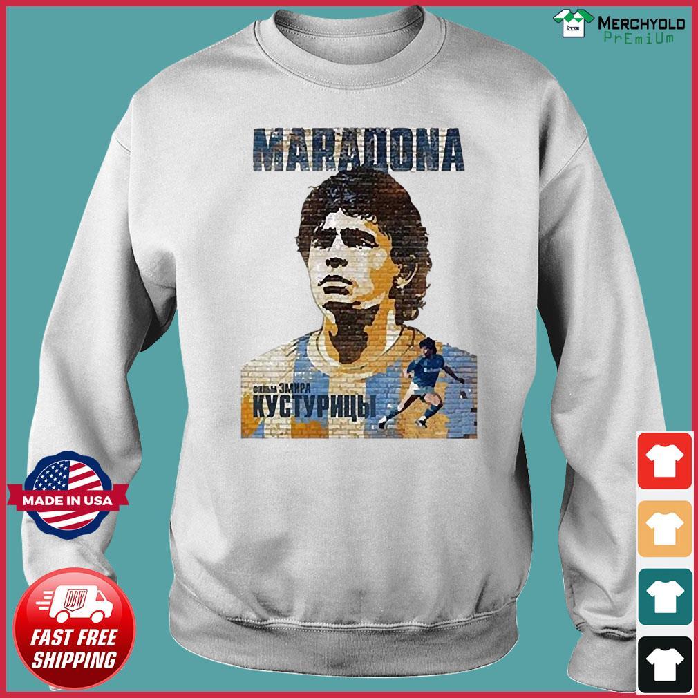 RIP Maradona Diego We will miss you Diego Maradona Footballer football Shirt Sweater