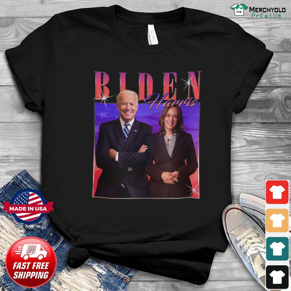 Vintage Biden Harris Homage Joe Biden Kamala Harris 2020 Shirt
