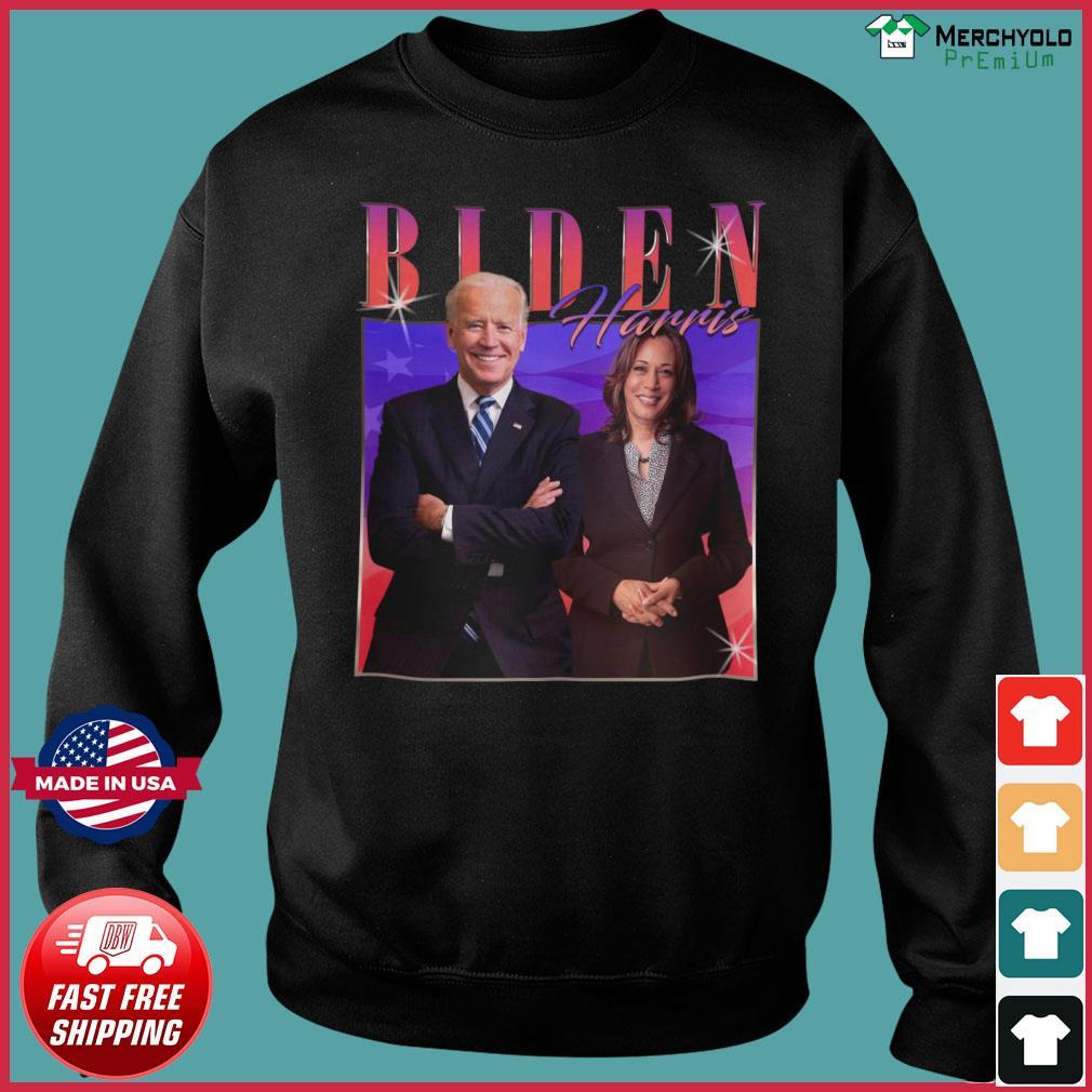 Vintage Biden Harris Homage Joe Biden Kamala Harris 2020 Shirt Sweater